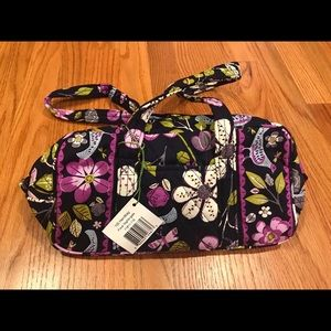 Vera Bradley Floral Nightingale 100 Handbag